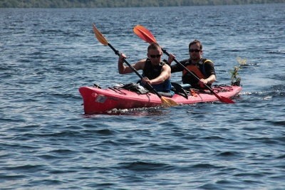 Kayak the Great Glen