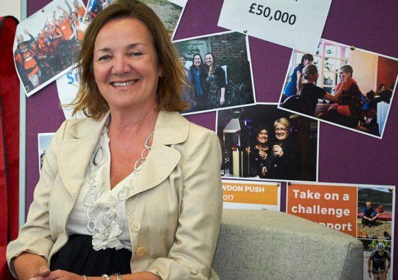 Photo of CEO Sarah Bryan