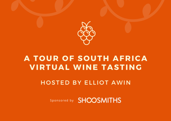 A Tour of South Africa Virtual Wine Tasting