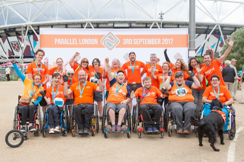 Parallel London 2017 Team