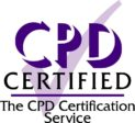 Logo of CPD certification of a course