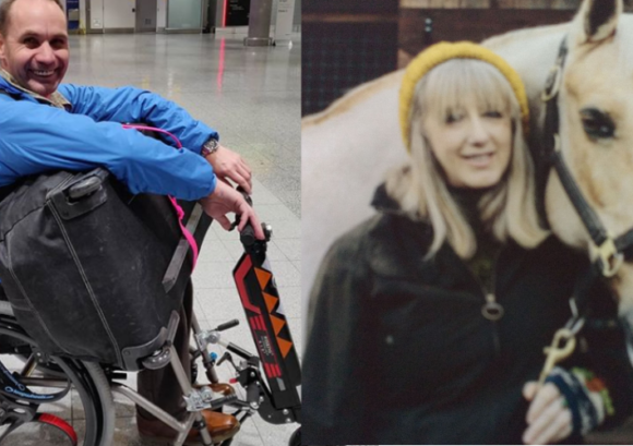 Jill and Jacques, two people with an incomplete spinal cord injury, told us their stories