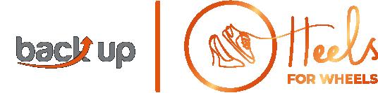 Heels for Wheels logo