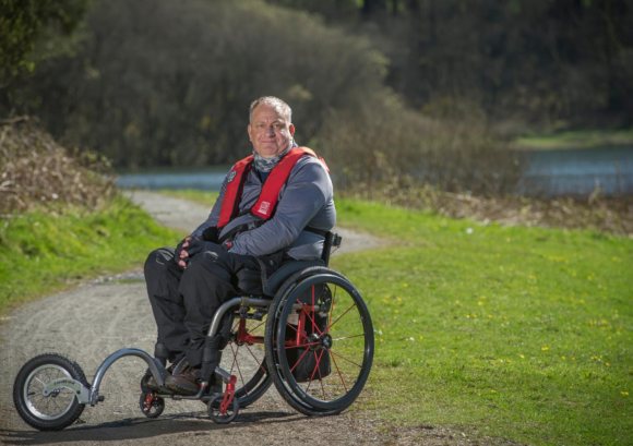 ageing with a spinal cord injury - we are here to support you