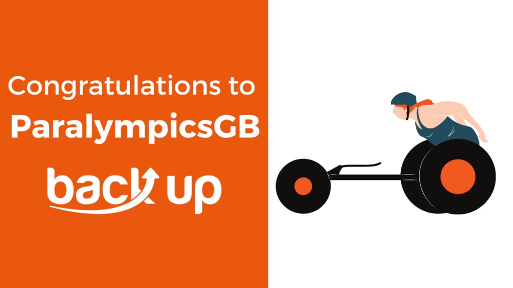 Congrats to ParalympicGB!